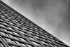 Dimanche couvert à Paris (Julien Coty) Tags: nikon beaugrenelle paris rx100 diagonales noir et blanc bw black white lignes lines geometrie geometry