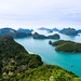 The Viewpoint in Ang-Thong Marine National Park - Thailand
