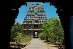 "Uttattur (Urrattur) Siddharatnesvarar Togumani Nayanar Temple-Tamilnadu (Kalai ""N"" Koyil) Tags: kalainkoyil nikon d 5200 2017 uttattur urrattur siddharatnesvarar togumani nayanar temple rajendra1 middle chola padalur trichy tamilnadu southindiantemple architecture"