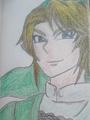 Link Legend of Zelda (jasakhan10) Tags: link legend zelda hero drawing fan
