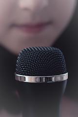 Microphone (CarmenBraveEyes) Tags: stone rhyming zone macro macromondays microphone nikon stonerhymingzone portrait retrato child