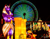 Global Winter Wonderland 2017 Egypt and Wheels (bcr160) Tags: global winter wonderland 2017 egypt wheels sacramento cal expo ferris wheel two guard india nikon d7100 nikkor 2470 bcr160 kl0