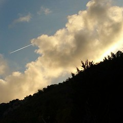 #nuage #cloud #sunset #sky (sandrinebertrand2) Tags: sunset cloud nuage sky