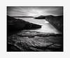 Lairg / Scotland (Frans van Hoogstraten) Tags: lairg sutherland scotland sea landscapephotography landscape seascape rocks longexposure form fineart ocean blackandwhite blackwhite tide