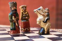 365-331 (Letua) Tags: 365project macromondays ajedrez animal caballo chess games gamespieces handmade horse inca king macro peruvian queen souvenir spanish