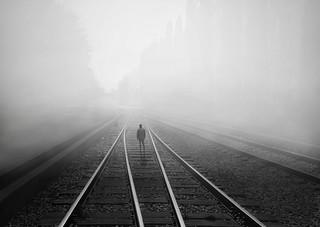 El último tren. / The last train.