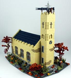 Medieval church - Kurvenheim - Nine Kingdoms