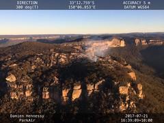 mtdavidson1 (OEHmedia) Tags: npws firemanagement conservation lightningstrike oeh