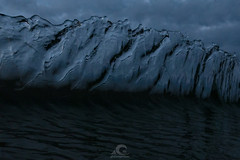 Glass Spine (decompreSEAN) Tags: wave waves waveporn shorebreak rx100v surf beach california backwash