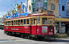 "Tram 178: ""The Brill"" Christchurch.NZ (Bernard Spragg) Tags: tram178 brilltram lumixfz1000 christchurch tram streetcar trolly transport runonrails classictraspotrt bridgecamera cityscape urban"