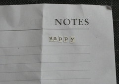 Notes (ART NAHPRO) Tags: happy note notebook lines