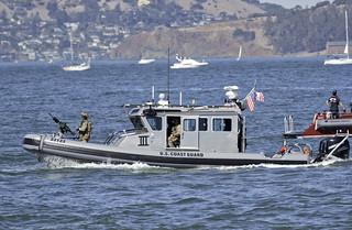 Coast Guard Tactical Boat