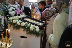 60. Первое богослужение в храме г.Святогорска 30.09.2014