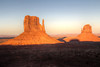 Monument Valley sunset (gorbould) Tags: 2017 mittens monumentvalley navajotribalpark usa utah america butte buttes evening southwest sunset