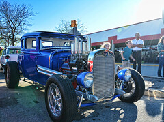 1930 Ford Model A (Chad Horwedel) Tags: 1930fordmodela fordmodela ford modela classic car custom chopped panfil25thanniversary brauerhouse lombard illinois