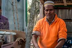 Chai tea shop boss (Hiro_A) Tags: chai tea shop bangladesh ishwardi man people sony rx100m3 asia portrait