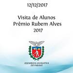 Visita de alunos do Prêmio Rubem Alves 2017