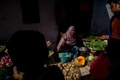 20150215-DSC_9368 (thomschphotography3) Tags: india benares varanasi asia market light shadow streetphotography woman