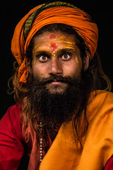 BaBa From Varanas (Harshal Orawala) Tags: 121clicks natgeo eyes lights varanasi india harshalorawala
