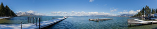 Wide Eyed View of Tahoe