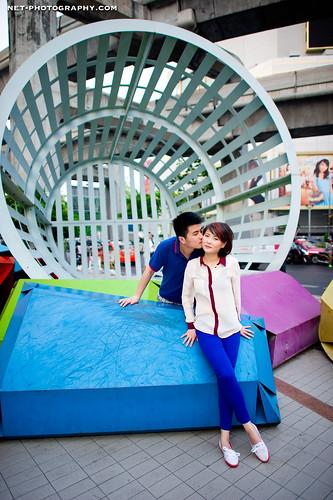 Thailand Bangkok Art and Culture Centre Engagement Session