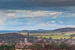 Weybourne From Muckleborough Hill (andybam1955) Tags: coastal weybournechurch sky northnorfolk landscape weybourne norfolk sea