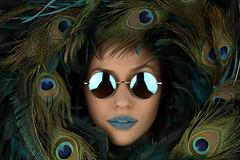 Cheap Sunglasses (PVA_1964) Tags: nikon d850 afs105mmƒ14 westcott apollo orb apolloorb sb5000 multipleflash wirelessflash offcameraflash studio studiostrobe female model modelmayhem rella candy candylips blue sunglasses