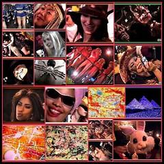 Scorpio Montage 2017 (Monte Cristo Records) Tags: scorpio abstractart artist artwork art halloween halloweenparade nyc pluto mars sexy parade greenwichvillage musicvideo portraits headshots astrology