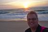 Morning Selfie (Rich Renomeron) Tags: olympusmzuiko1442mmf3556ez olympusomdem10 beach bethanybeach dawn morning sunrise