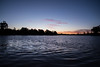 Campsite Sunset in Renmark (Amy Maher) Tags: silk water lastlight sunset murrayriver murray river southaustralia renmark campsite camping