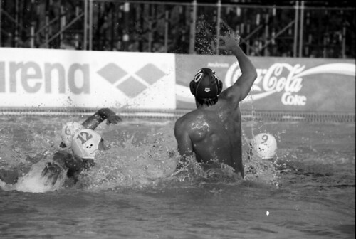 107 Waterpolo EM 1991 Athens