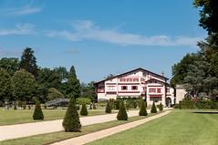 ARNAGA JARDIN-013 (MMARCZYK) Tags: villa arnaga france pays basque jardin ogrod 64 pyrénéesatlantiques nouvelleaquitaine cambolesbains à la française