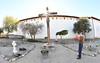 San Miguel Mission (jimsheaffer) Tags: missionsanmiguel nikond500 nikonwideangle rokinon8mmfisheyelens fisheyelens sanmiguel pasorobles centralcalifornia missionsanmiguelarcangel mission