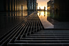 After the Rain Comes the Sun (Rafael Zenon Wagner) Tags: linien lines rain regen reflection spiegelung gegenlicht contralight kontrast contrast sonne sun licht light schatten shadow nachmittag afternoon