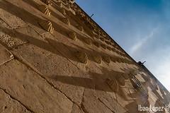 Casa de las Conchas (II) (Iban Lopez (pepito.grillo)) Tags: ©ibanlopez salamanca d7200 monumento monument casadelasconchas sombras conchas