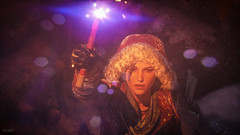 Rise of the Tomb Raider / Flaring It Up (Stefans02) Tags: rise of tomb raider lara croft temple mine character portrait portraits hotsampling downsampling 4k 8k hotsampled beautiful dof games game screenshot screenshots digital art square enix tombraider rottr crystal dynamics survival close up closeup image composite editor outdoor indoor baba yaga ice cave landscape waterfall water people geothermal valley nature mountains virtual virtualphotography videogames screencapture pcgaming societyofvirtualphotographers digitalart gaming wallpaper wallpapers