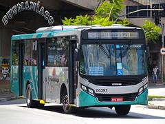Auto Viação Urubupungá 00397 (busManíaCo) Tags: osasco caioinduscar autoviaçãourubupungá caio apache vip iv mercedesbenz of1724l bluetec 5