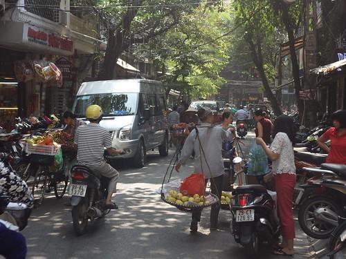 une des rues