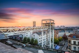 Brussels Golden Hour LE