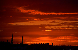 Dun Laoghaire Skyline