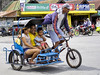 Laughter (Beegee49) Tags: pedicab transport filipina child laughing bacolod city philippines