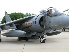 "Harrier II RAF GR.7 5 • <a style=""font-size:0.8em;"" href=""http://www.flickr.com/photos/81723459@N04/26632781239/"" target=""_blank"">View on Flickr</a>"