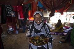 Cooking the meal (FAOemergencies) Tags: fao emergencies somalia africa idps displacement war conflict internallydisplaced persons people women fish fisheries fishing livelihoods unitednations banadir bosaso puntland