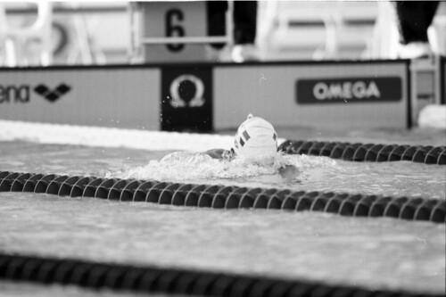 363 Swimming EM 1991 Athens