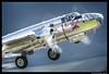 B25 Mitchell (2016) (Ismael Jorda) Tags: b25 mitchell warbird flyingbulls redbull airpower16 aviation wwii