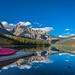 Emerald Lake Reflections (epe3x) Tags: canada canada2016 emeraldlake himmel kanada wasser epe3x sky water
