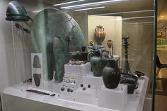 Rome, Italy - Villa Giulia (Etruscan Museum) - Bronzework (jrozwado) Tags: europe italy italia rome roma villagiulia museum archaeology etruscan bronze bronzework