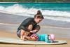 Surf school (jon_spalding) Tags: girls teaching surfing surfboard sunny surf sand sunshine child kids