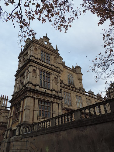 Views of Wollaton Hall