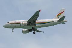 B-6438_3 (Daniel Hobbs   Spot2Log) Tags: aircraft airplane plane airport tibet tibetairlines airbus a319 usm kosamui kohsamui thailand vtsm